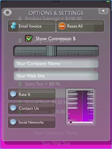 【免費商業App】Consultant Buddy: Party Calc-APP點子