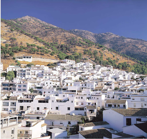 Malaga-Province - The province of Málaga, the birthplace of Malaga sweet wine, straddles the southern Mediterranean coast of Spain, in Andalusia.