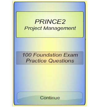 100 Foundation Exam - PRINCE2