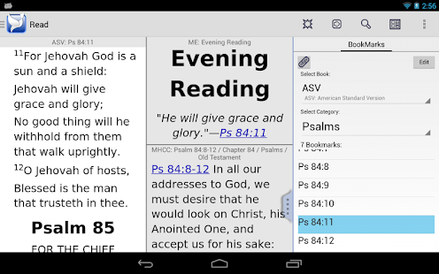 PocketBible Bible Study - screenshot thumbnail