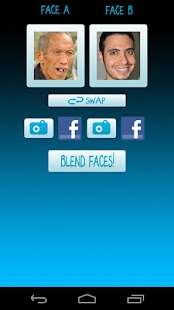 Face Blender Free Photo Booth - screenshot thumbnail