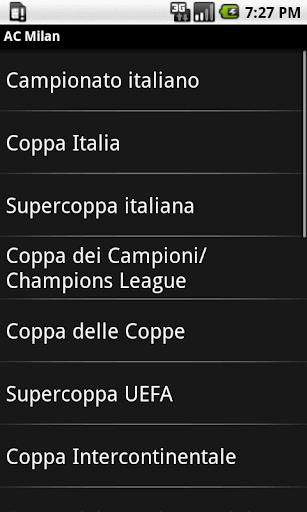 【免費運動App】AC Milan News-APP點子