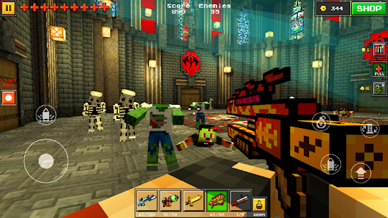 Pixel Gun 3D (Pocket Edition) Screenshot 18