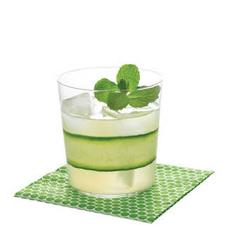 Cucumber Mint Gimlet.