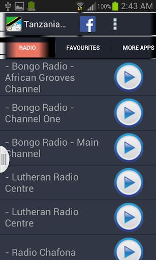 Tanzania Radio News