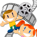 Kids Movie Player logo
