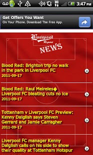 Liverpool Report - screenshot thumbnail