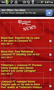 Liverpool Report - screenshot thumbnail