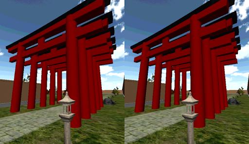 Asian Garden VR