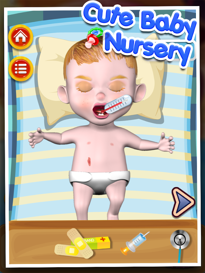 Baby care nursery kids game apps para android no google play