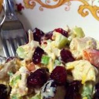 Debbie's Crunchy Chicken Salad.