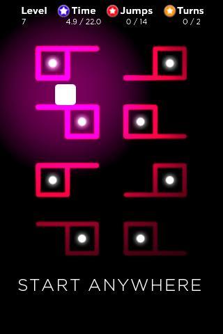 Neon Zone FREE screenshot #1