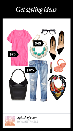 Polyvore: Shop Style Fashion
