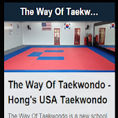 The Way of TKD