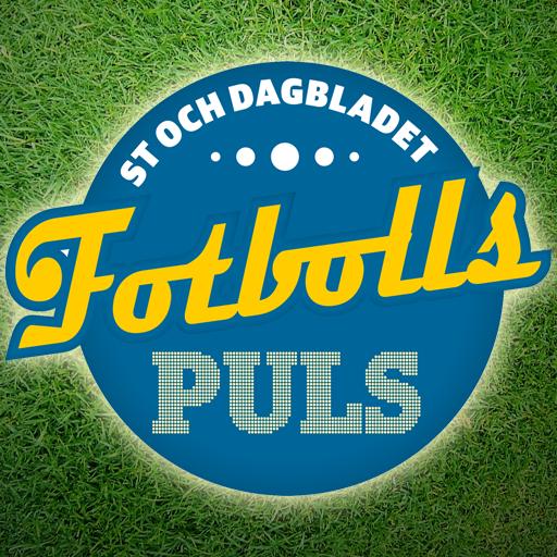 Fotbollspuls LOGO-APP點子