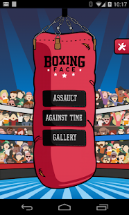 Boxing Face- screenshot thumbnail
