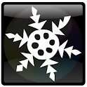 Snowflakes Live Wallpaper Free logo