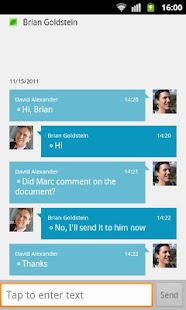 Lync 2010- screenshot thumbnail
