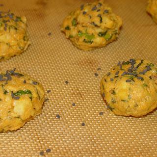 Sweet Potato Plantain Bites.