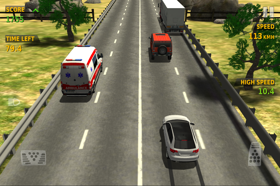 Traffic Racer- screenshot