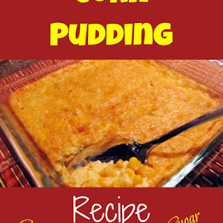 Corn Pudding.