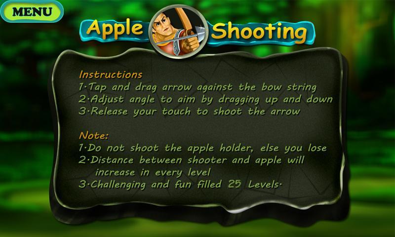 Apple Shooting - screenshot