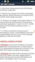 Screenshot of NYC EMS Protocols