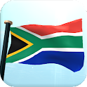 South Africa Flag 3D Wallpaper icon