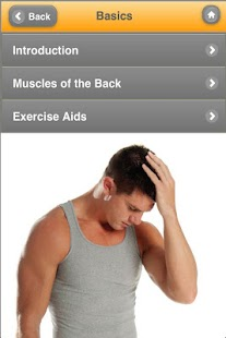 Prevent Back Pain | Core- screenshot thumbnail