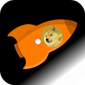Flappy Space Doge