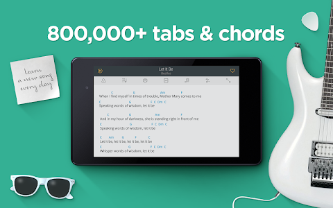 Ultimate Guitar Tabs & Chords v3.9.2
