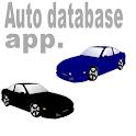 Auto database app icon