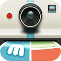 Muzy – Share photos & collages logo