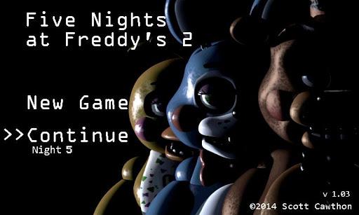 Five Nights at Freddy's 2 Demo 1.07 screenshots 1