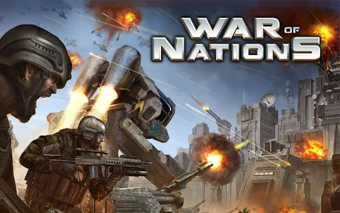 War of Nations Screenshot 10