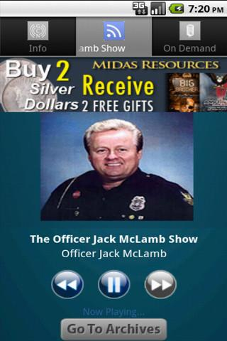 The Officer Jack McLamb Show - screenshot