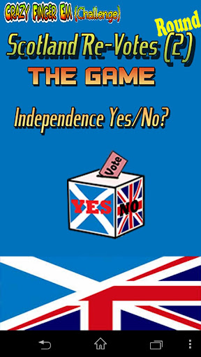 Scotland Round 2