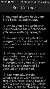 Barney Bro Code