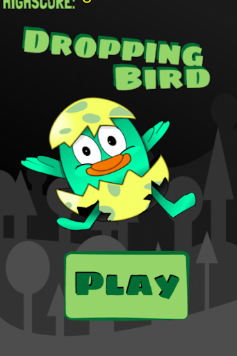 Dropping Flappy Cute Fun bird
