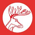 Hotel Rest. Het Roode Hert logo