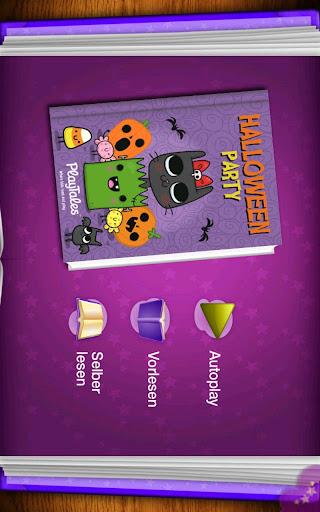Halloween Party Deutsch