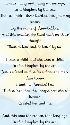 Poem Shaker