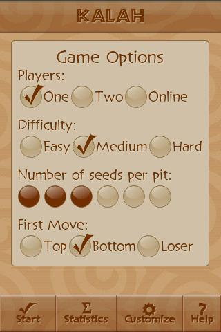 Mancala Mix - screenshot