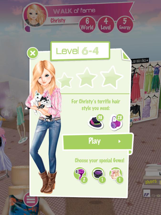 Topmodel Spiele Online