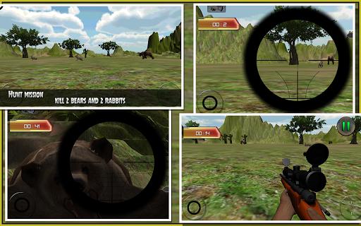 Animal Sniper Hunt 3D