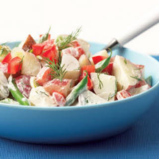 Garden Potato Salad.