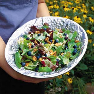 Berry Delicious Summer Salad.
