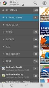 FeedBin | News+ - screenshot thumbnail