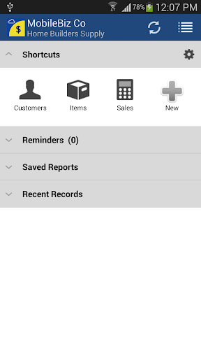 MobileBiz Co - Cloud Invoicing