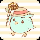 Tweecha Theme:HimawariPi-chan